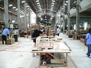 家具工場イメージ